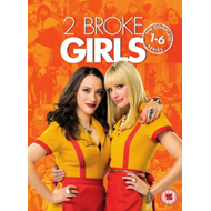 2 Broke Girls: The Complete Series 1-6 (UK-import) (DVD)