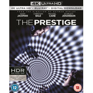 Produktbilde for The Prestige (UK-import) (4K Ultra HD + Blu-ray)