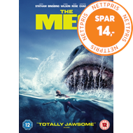 Produktbilde for The Meg (UK-import) (DVD)
