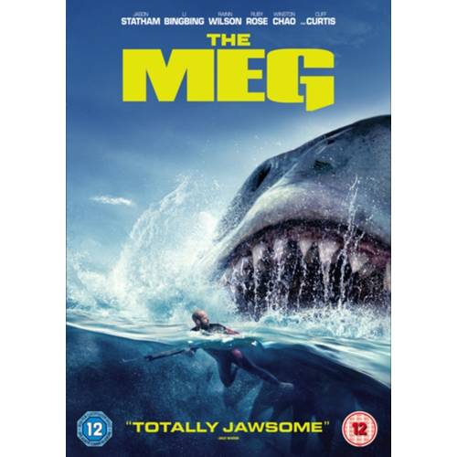 The Meg (UK-import) (DVD)