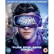 Ready Player One (UK-import) (Blu-ray 3D + Blu-ray)