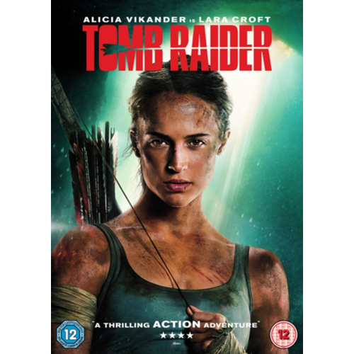 Tomb Raider (UK-import) (DVD)