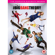 Produktbilde for The Big Bang Theory: The Complete Eleventh Season (UK-import) (DVD)