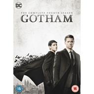 Gotham: The Complete Fourth Season (UK-import) (DVD)