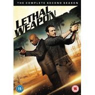 Lethal Weapon: The Complete Second Season (UK-import) (DVD)