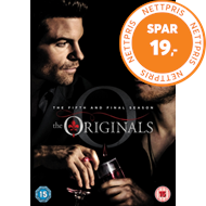 Produktbilde for The Originals: The Fifth And Final Season (UK-import) (DVD)