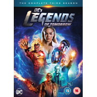 DC's Legends Of Tomorrow: The Complete Third Season (UK-import) (DVD)