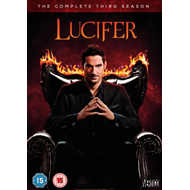 Lucifer: The Complete Third Season (UK-import) (DVD)