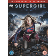 Supergirl: The Complete Third Season (UK-import) (DVD)