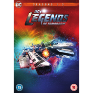 DC's Legends Of Tomorrow: Seasons 1-3 (UK-import) (DVD)