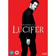 Lucifer: Seasons 1-3 (UK-import) (DVD)