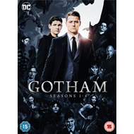 Gotham: Seasons 1-4 (UK-import) (DVD)