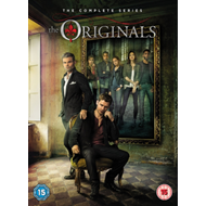 Produktbilde for The Originals: The Complete Series (UK-import) (DVD)
