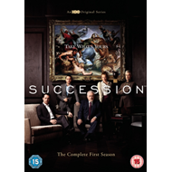 Succession: The Complete First Season (UK-import) (DVD)