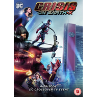 Crisis On Earth-X (UK-import) (DVD)