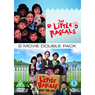 Little Rascals/The Little Rascals Save The Day (UK-import) (DVD)