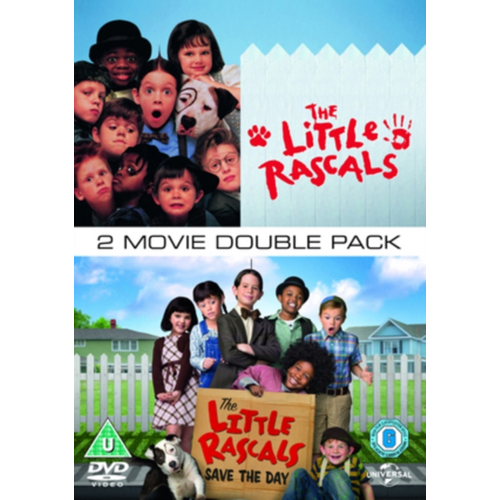 The Little Rascals/The Little Rascals Save The Day (UK-import) (DVD)