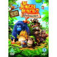 Jungle Bunch 2: The Great Treasure Quest (UK-import) (DVD)