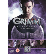 Produktbilde for Grimm: Season 3 (UK-import) (DVD)
