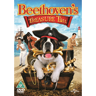 Beethoven's Treasure Tail (UK-import) (DVD)