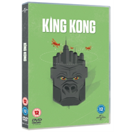 King Kong (UK-import) (DVD)