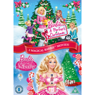 Barbie: A Perfect Christmas/Nutcracker (UK-import) (DVD)