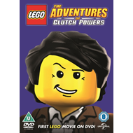 LEGO: The Adventures Of Clutch Powers (UK-import) (DVD)