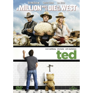 Produktbilde for A Million Ways to Die in the West/Ted (UK-import) (DVD)