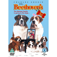 Produktbilde for Beethoven's 2nd (UK-import) (DVD)