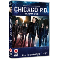 Chicago P.D.: Season One (UK-import) (DVD)