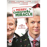 Produktbilde for A Merry Christmas Miracle (UK-import) (DVD)