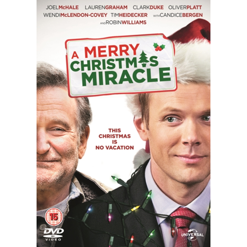 Merry Christmas Miracle (UK-import) (DVD)