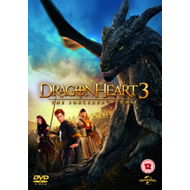 Dragonheart 3 - The Sorcerer's Curse (UK-import) (DVD)