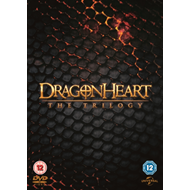 Dragonheart/Dragonheart: A New Beginning/Dragonheart 3 - The... (UK-import) (DVD)