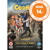 Produktbilde for Cooties (UK-import) (DVD)