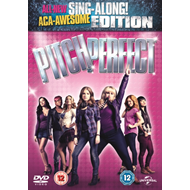 Produktbilde for Pitch Perfect: Sing-Along (UK-import) (DVD)
