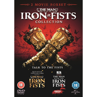 Man With The Iron Fists/The Man With The Iron Fists 2 - Uncut (UK-import) (DVD)