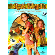 Nim's Island (UK-import) (DVD)