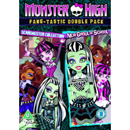 Monster High: Scaremester Collection/New Ghoul At School (UK-import) (DVD)