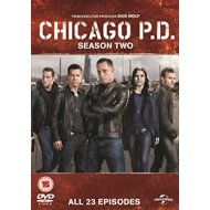 Chicago P.D.: Season Two (UK-import) (DVD)