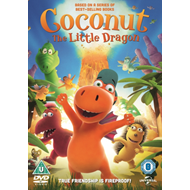 Coconut The Little Dragon (UK-import) (DVD)