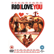 Produktbilde for Rio, Eu Te Amo (UK-import) (DVD)