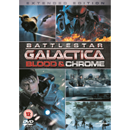 Battlestar Galactica: Blood And Chrome (Extended Edition) (UK-import) (DVD)