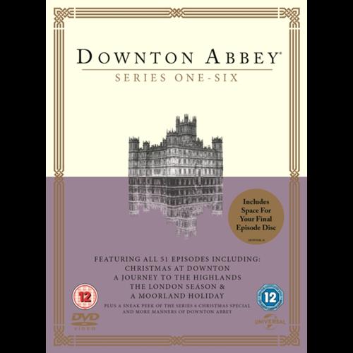Downton Abbey Series 1 6 Uk Import
