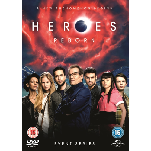 Heroes Reborn (UK-import) (DVD)