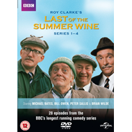 Last Of The Summer Wine: Series 1-4 (UK-import) (DVD)