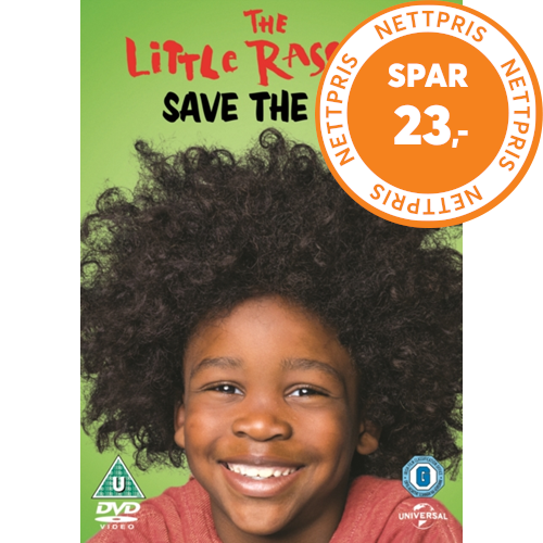The Little Rascals Save The Day (UK-import) (DVD)