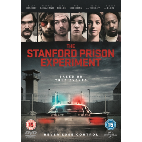 The Stanford Prison Experiment (UK-import) (DVD)