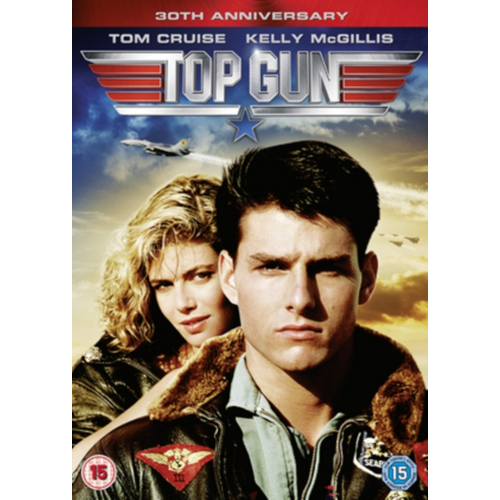 Top Gun (UK-import) (DVD)