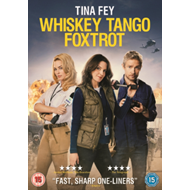 Produktbilde for Whiskey Tango Foxtrot (UK-import) (DVD)